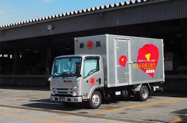 新潟運輸、女性ドライバー専用「姫トラ」を東京支店に導入