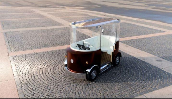 ローランド・ベルガー、低速小型EVのデモ機を東京モーターショーに出展