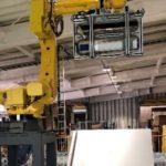 大崎、梱包自動化ロボットシステムを開発