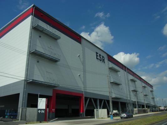 SBSリコーロジスティクス、名古屋のESR物流施設で新センター営業開始