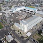 エスラインギフ、岐阜の本社敷地内で飲料保管自動倉庫が完成
