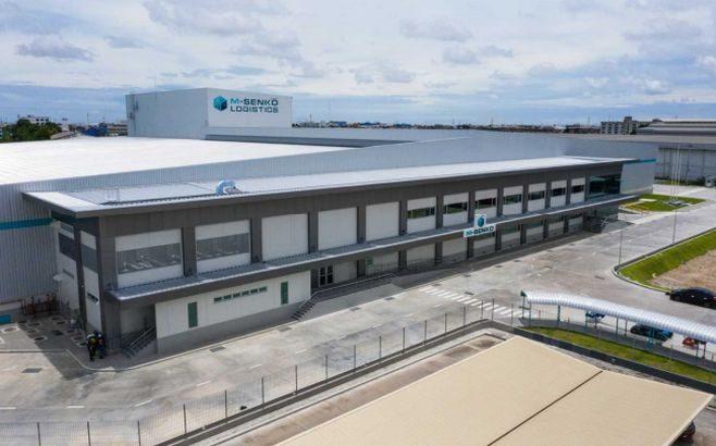 センコーGHDとランテック、タイで3温度帯の物流センター完成