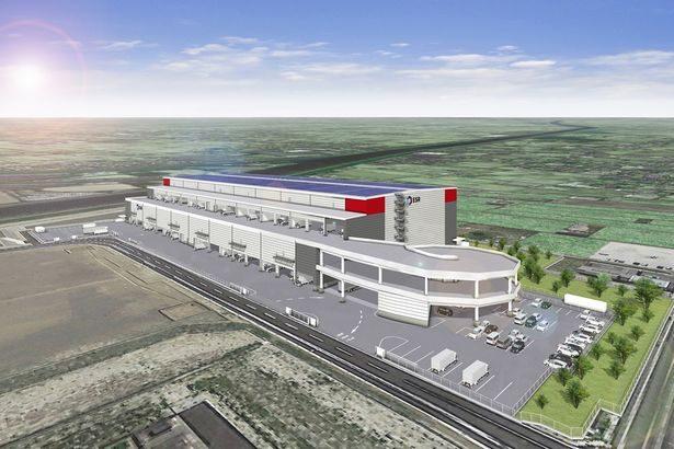 ESR、愛知・愛西で6・3万平方メートルのマルチテナント型物流施設開発