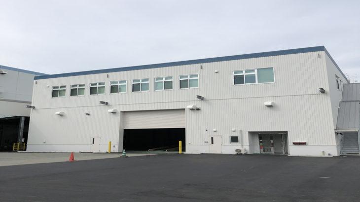 丸全昭和運輸、大阪・豊中で新倉庫・事務所が完成