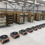 三菱商事と三菱商事ロジスティクス、物流ロボット「バトラー」を導入