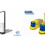 【動画】アルテック、海外製の自律走行フォーク型搬送ロボット2種類取り扱い開始