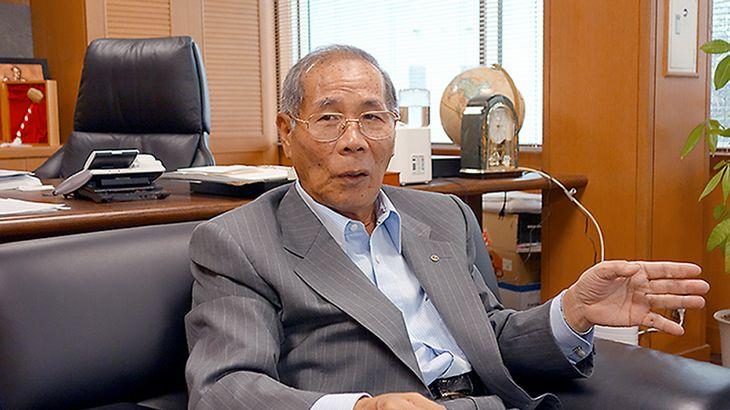 日本3PL協会 大須賀正孝 会長インタビュー [LOGI-BIZ 2015年8月号 掲載]
