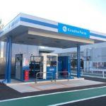 パナソニック、滋賀・草津の拠点に水素ステーション開設し燃料電池フォークリフト運用開始