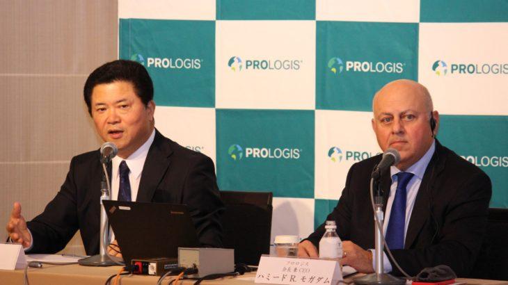 日本事業20周年、「労働力不足が物流施設の集約・移転を後押し」と需要対応に決意