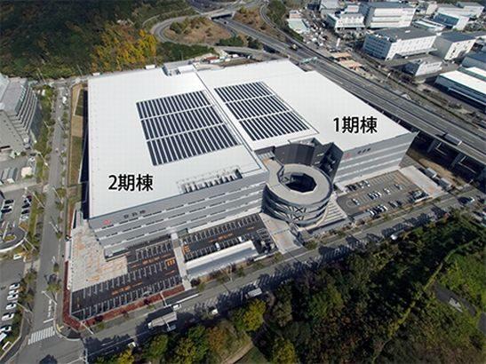 三菱倉庫、神戸で5・7万平方メートルの「西神配送センター」2期棟が完成