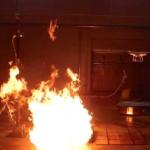 倉庫などの火災時にドローンで屋内侵入・情報収集は「活用可能」