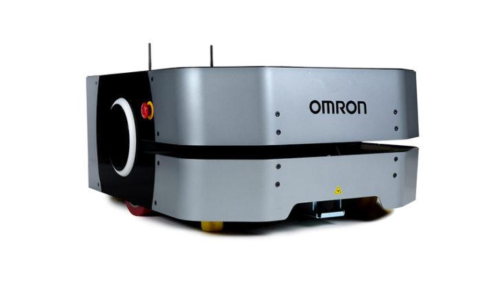 オムロン、250キログラムまで自動搬送可能なロボットを全世界一斉発売