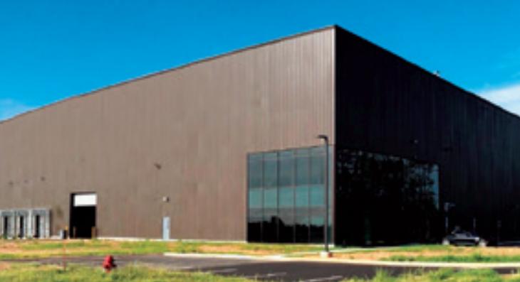 サンリツ米現法がノースカロライナで開発の倉庫完成、20年年初に本格稼働へ