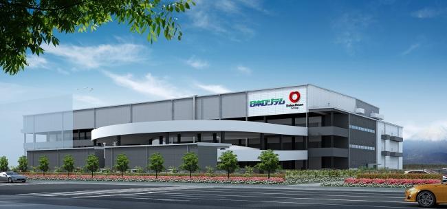 大和ハウス工業が神奈川・平塚で日本ロジテム専用物流施設の工事開始