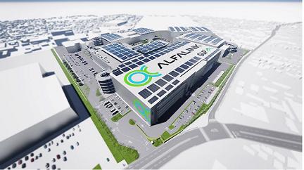 【動画】日本GLPの超大型物流施設「GLP ALFALINK 相模原Ⅰ」、ターミナルに佐川と西濃が入居へ