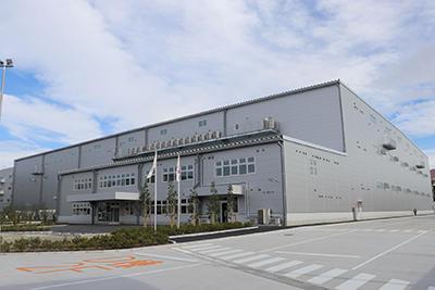 日本通運、川崎に3万平方メートルの新たな拠点開設