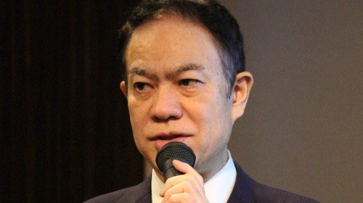 JLL日本法人・河西社長が大阪で事業拡大表明、物流施設も対応拡充へ