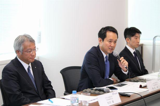 日本GLPとトランコムの両社首脳、一層の連携強化に前向き