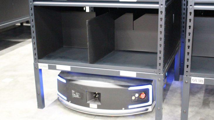 【動画】佐川グローバルロジ、EC事業者が物流ロボットや保管スペース共有可能な新センター公開