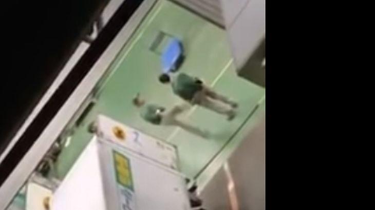 【動画(閲覧注意)】ヤマト運輸営業所でパワハラ? YouTubeに動画アップ