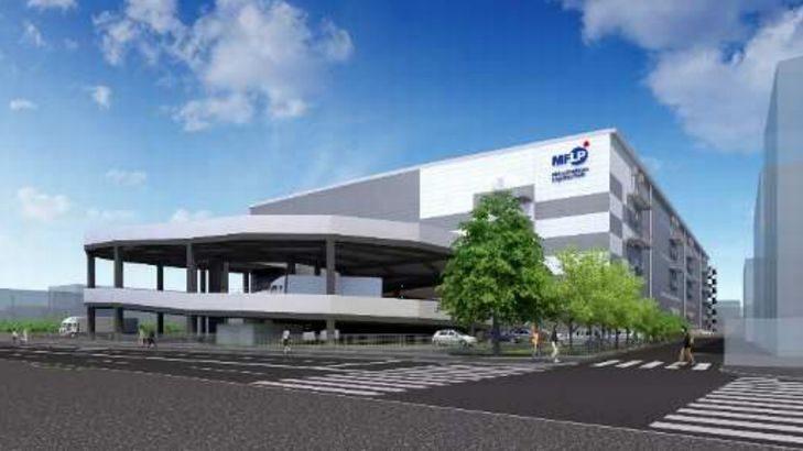 サンゲツ、大阪に新設の物流拠点で自動倉庫など省人化設備導入へ