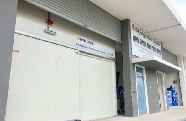 日通、インド現法が現地空港貨物地区の倉庫でGDP認証取得