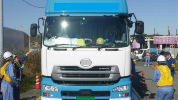 首都圏18カ所で過積載車両の一斉取り締まり、違反25台に指導
