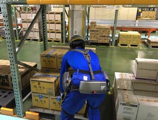 アサヒビール、uprのアシストスーツを大阪・吹田工場に10台導入へ