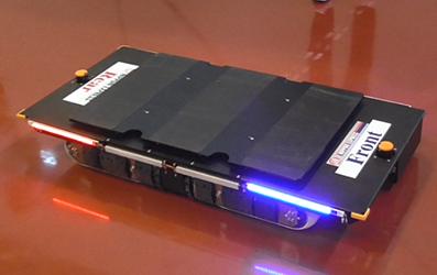 日本通運、ロールボックスパレットの搬送支援AGVを導入へ