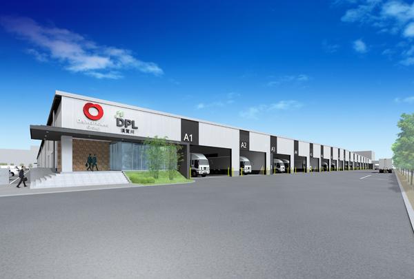 大和ハウス工業、福島・須賀川で3・2万平方メートルのマルチ型物流施設開発を正式発表
