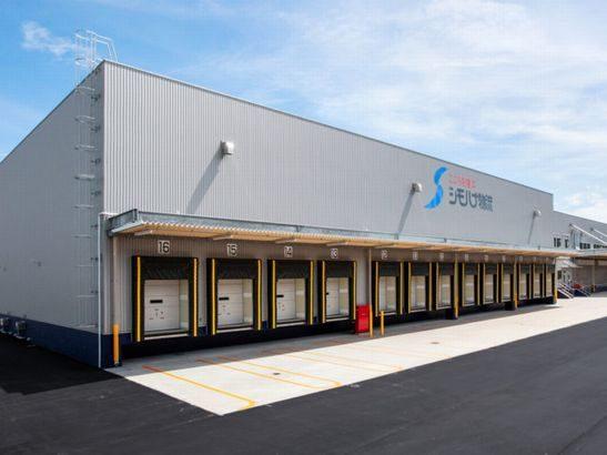 シモハナ物流、鹿児島市に1111坪の3PLセンター新設