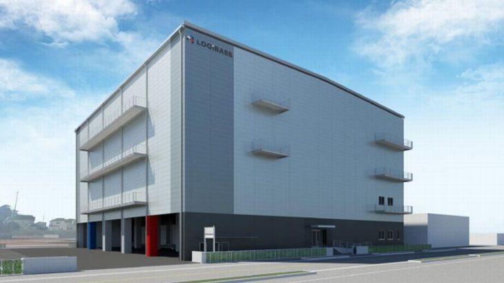 三井物産都市開発が埼玉・狭山で1万平方メートルの物流施設着工、TRCが管理受託