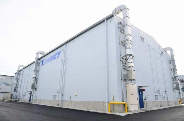 日本トランスシティ、三重・四日市で986平方メートルの危険物倉庫新設