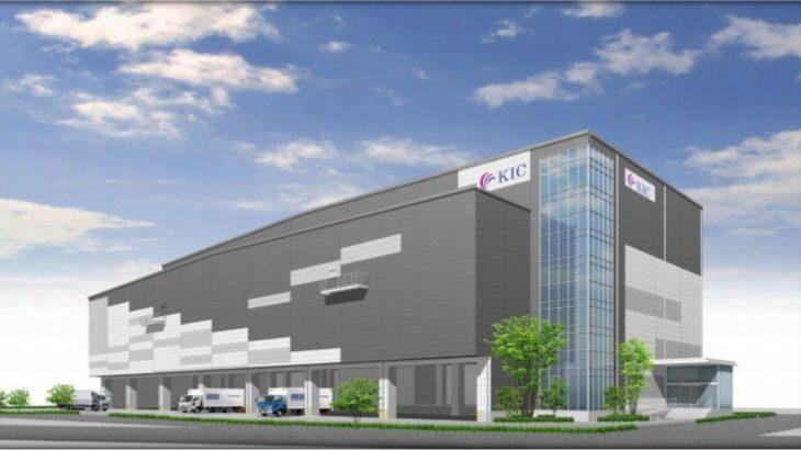 KIC、埼玉・越谷で物流施設開発用地5823平方メートルを取得