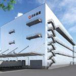 日本通運が富山市で医薬品センター着工、国内4拠点の整備本格化