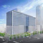 日本通運、新本社ビル「グループ統合拠点計画」の建設着手