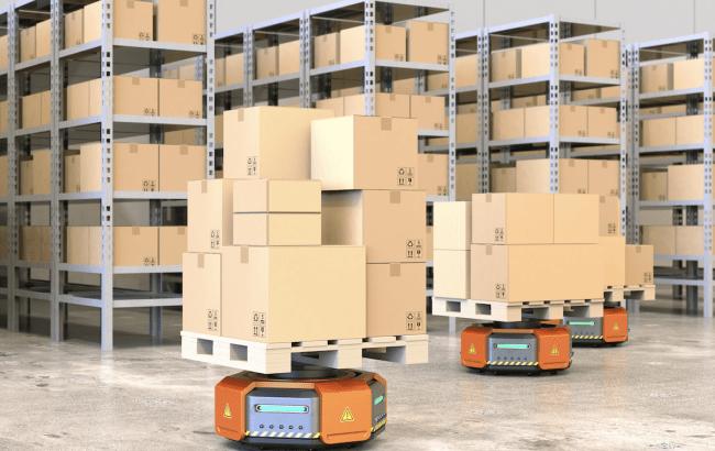 AI自動搬送ロボット開発、障害物回避型アームと連動で作業効率向上可能に