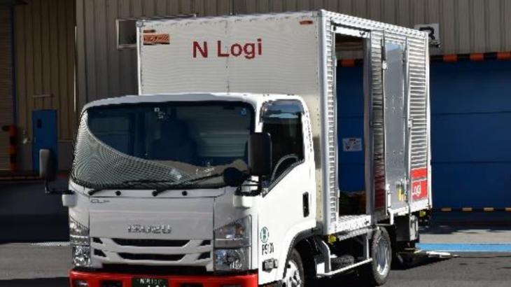 日梱、混載貨物輸送事業「N Logi」幹線便出発式を開催