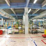 ZMPの物流支援ロボット、住商グループの通販物流倉庫で採用