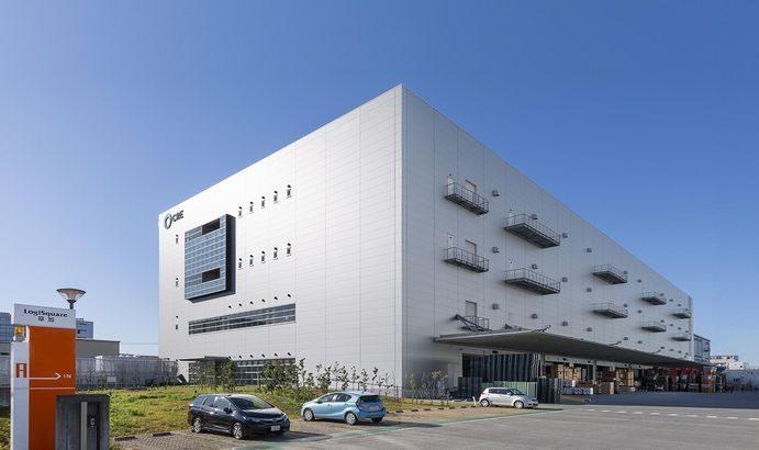 JリートのCRE、外部から物流施設4棟を195・6億円で初取得