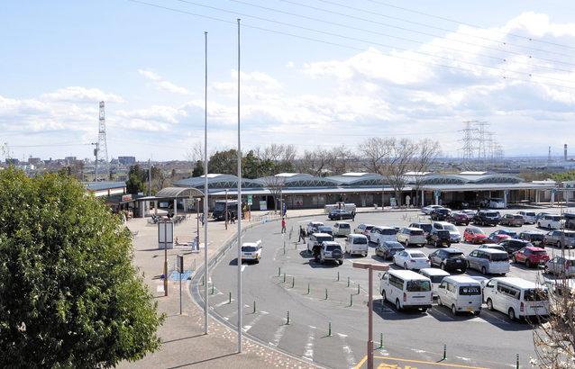 NEXCO中日本、岐阜の中央道・恵那峡SA上り線で大型車などの駐車マスを1・4倍に増設へ