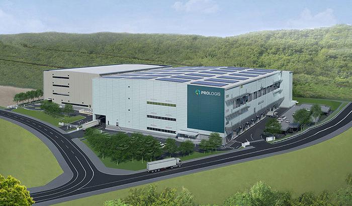 プロロジスが神戸で5棟目の物流施設開発に着手、21年3月末完成予定