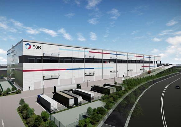 ESR、川崎でマルチテナント型物流施設の工事開始
