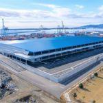 鈴与など静岡地盤の4社が清水港隣接地で共同開発の7・4万平方メートル倉庫が完成