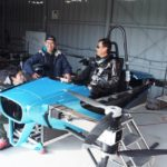SkyDrive、日本初の「空飛ぶクルマ」有人飛行試験を開始