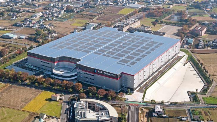 ESRが埼玉・久喜で開発の物流施設、アマゾンが3~4階全フロア7・2万平方メートルに入居