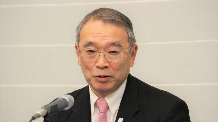 JILS・遠藤会長、2030年に向けロジスティクスの全体最適実現に決意