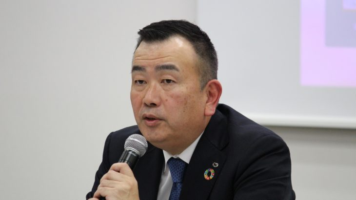 ヤマトHD・長尾社長、「置き配」対応に意欲