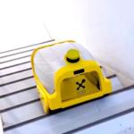 階段や段差を超えられる「ソフトロボット」で連続置き配の実験に成功