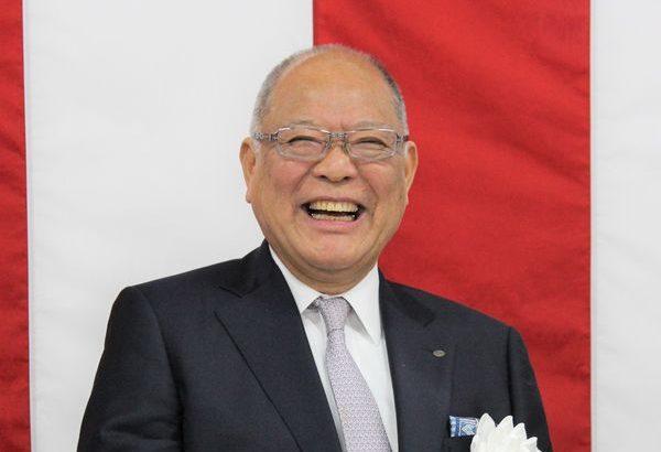 ヨコレイ・吉川会長、「次は国内の本体で収容能力100万トン」と展望